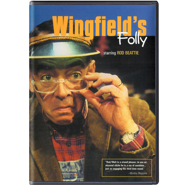 Wingfield's Folly - 2001 - DVD