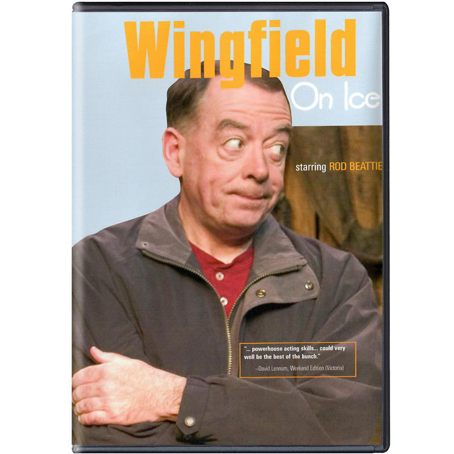 Wingfield On Ice - 2005 - DVD