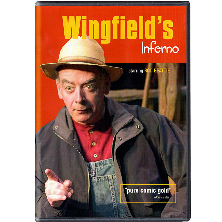 Wingfield's Inferno - 2005 - DVD