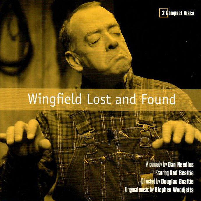 Rod Beattie - Wingfield Lost and Found