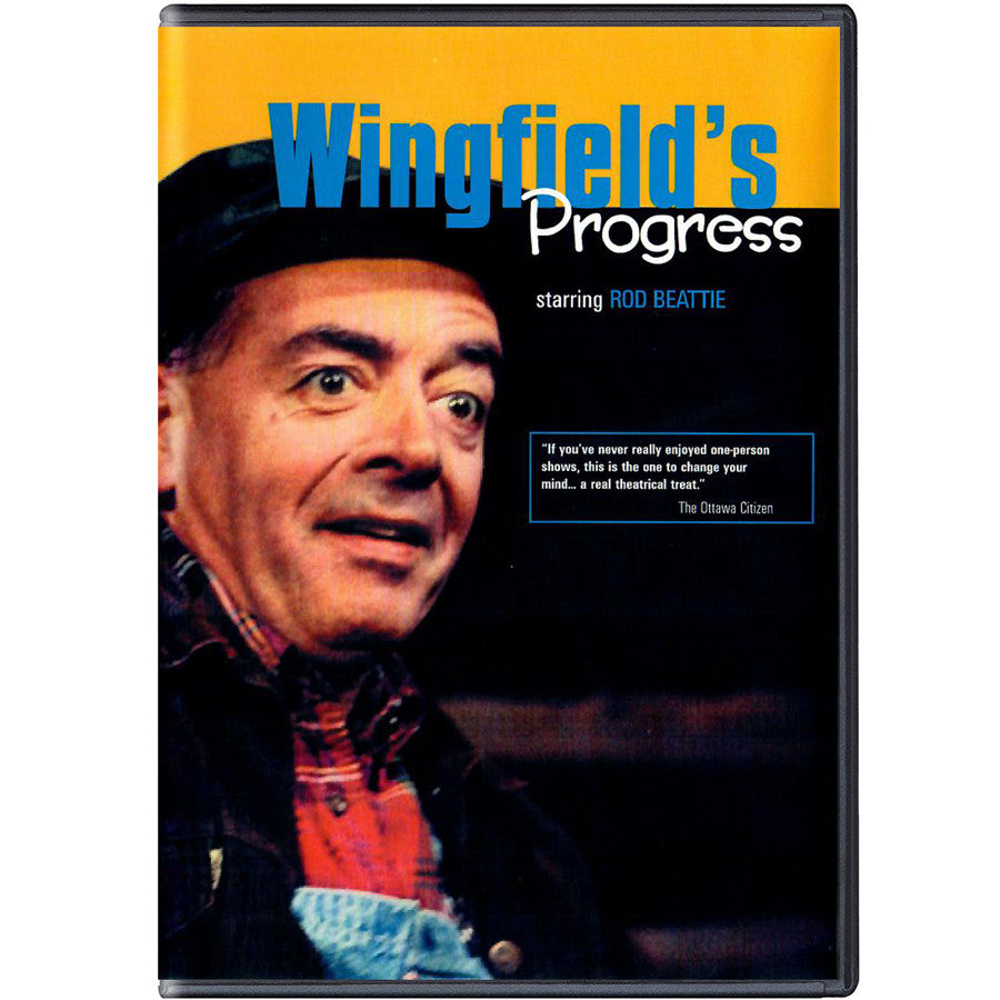 Wingfield's Progress - 1997 - DVD