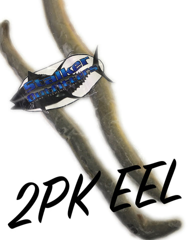 Unrigged Northern Eel 2-Pack*