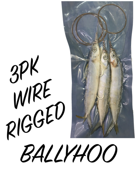 Double Rigged Wire 3-Pack*