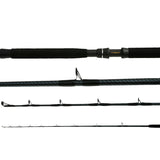 Carbon Fiber Series Live Bait Rods Conventional