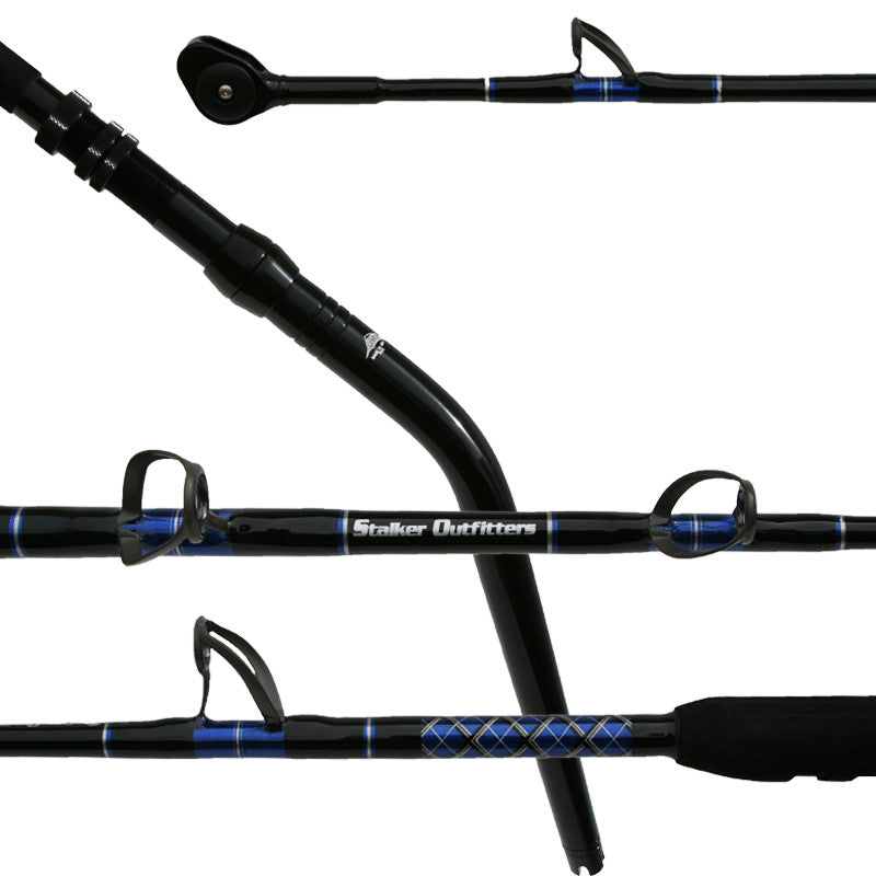 Stalker Series Deep Drop Rod