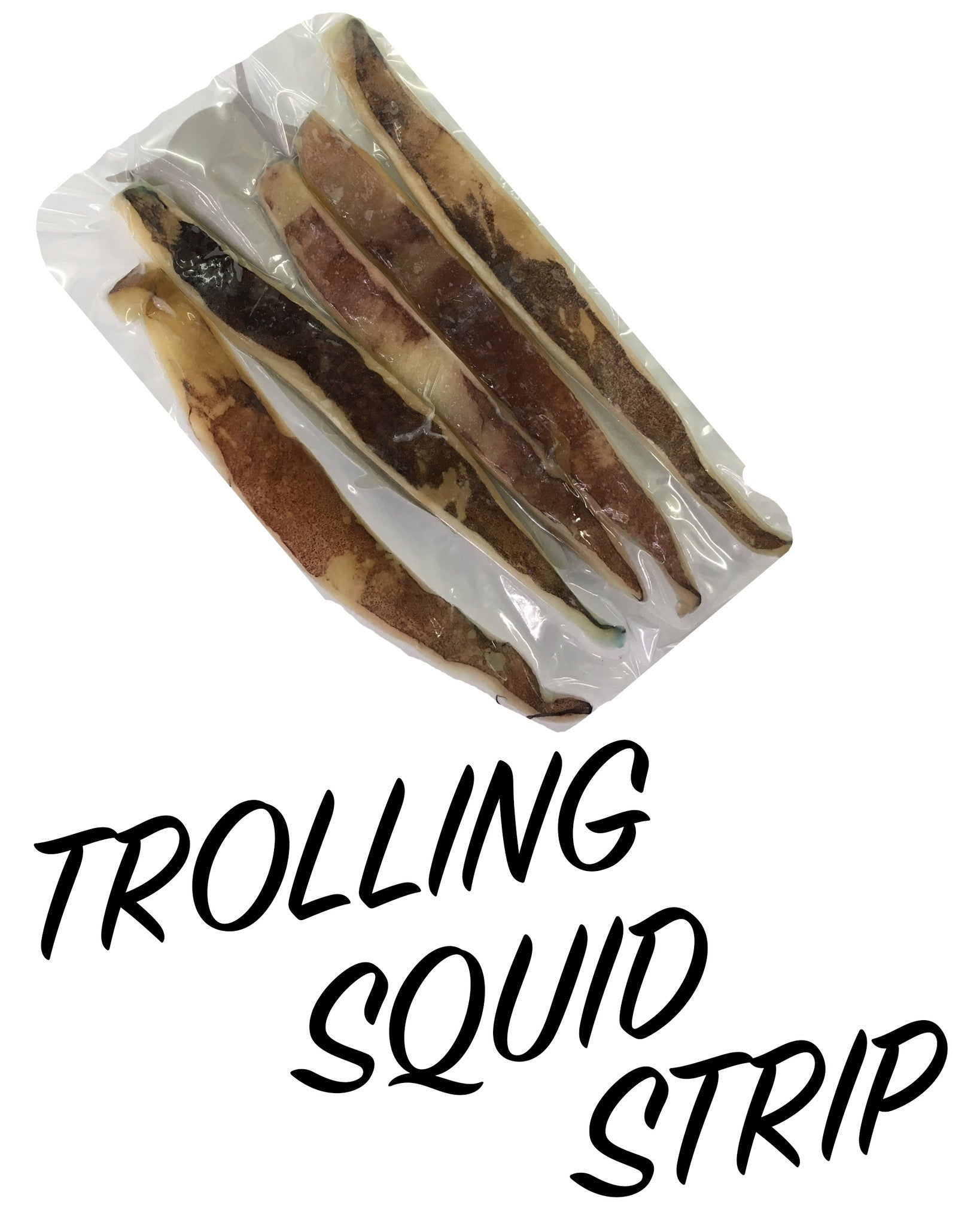 Trolling Squid Strips*