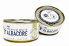PNW Premium White Albacore Tuna + EVOO + SS (12 tins) (TEMPORARILY OUT OF STOCK)