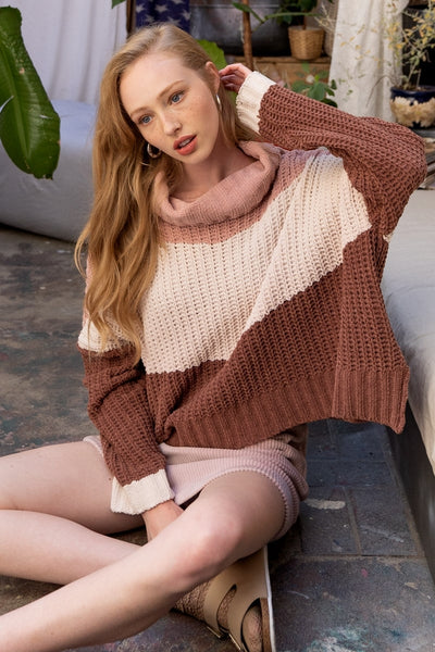 Ginger Rose Sweater