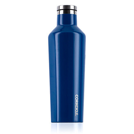 Canteen 16 oz Gloss Riviera Blue