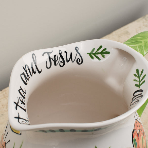 Sweet Tea & Jesus Pitcher