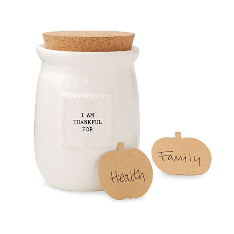 Thankful Blessings Jar Set