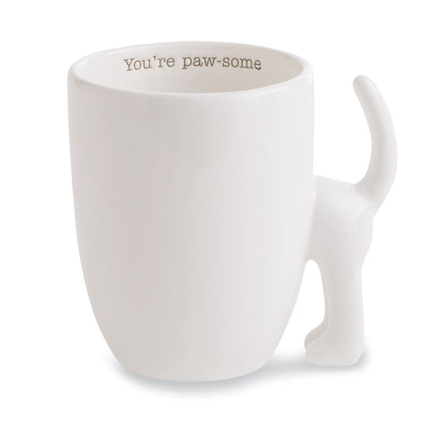 Dog Tail Mugs