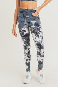 Aspen Print Highwaist Leggings