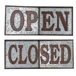 Open or Close Sign
