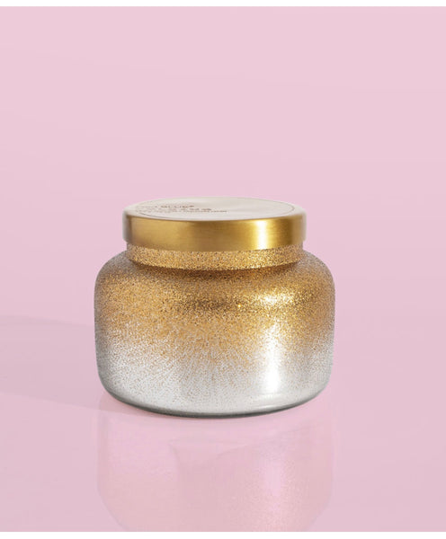 Crystal Pine Glitz Jar 19oz