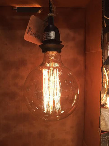 Small Round Industrial Bulb