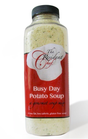 Busy Day Potato Soup