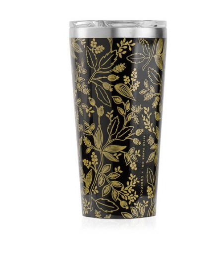 Tumbler Rifle Paper Gloss Black