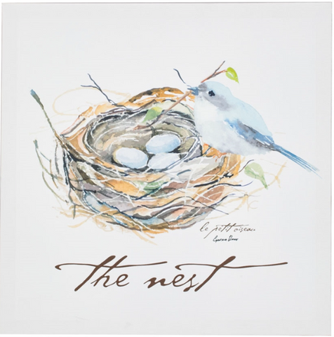 Nest Wall Decor