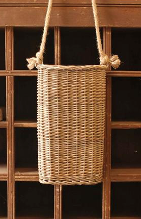 Willow Hang Basket 13""
