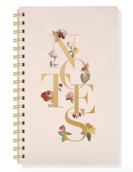 Flower Notes Journal