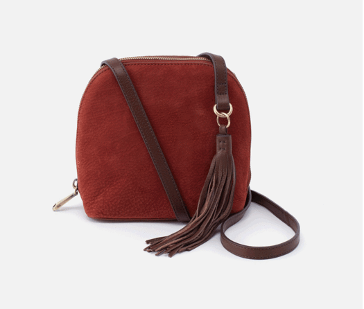 Nash Crossbody - Cinnabar