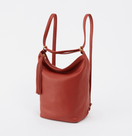 Blaze Bucket Bag - Sienna