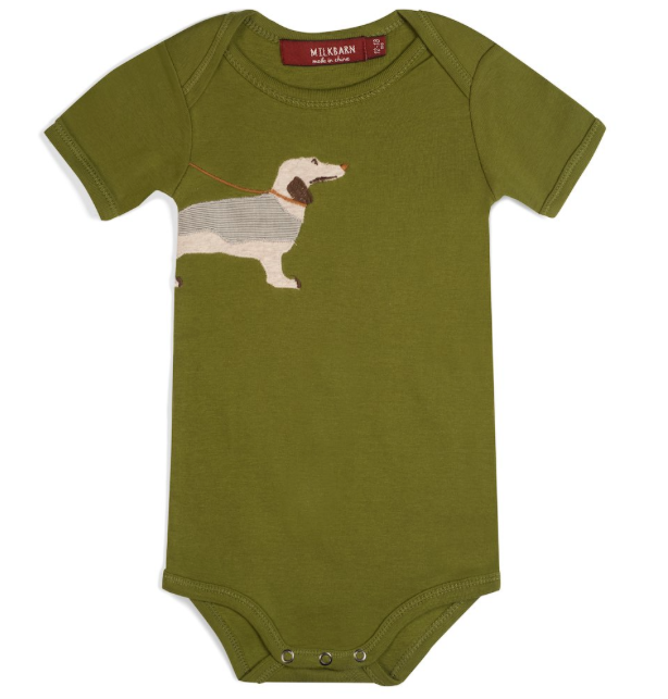 Green Dog Organic Onesie