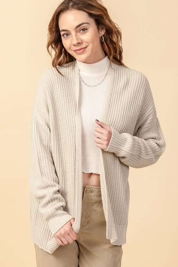 Alpaca Knit Sweater