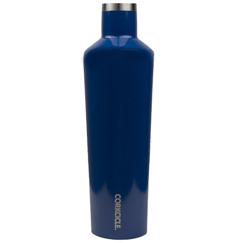 Canteen 25oz Gloss Riviera Blue