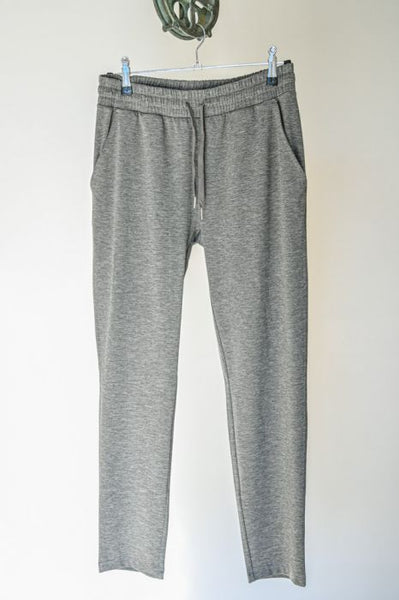 Mens Joggers with Zip Pocket