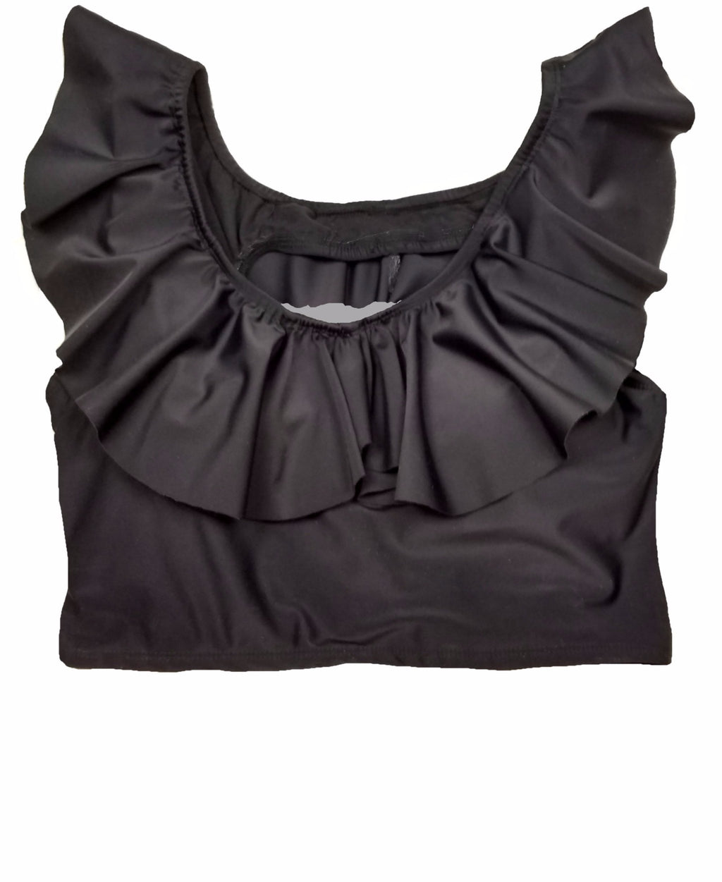 Ladies & Teens Frill Top