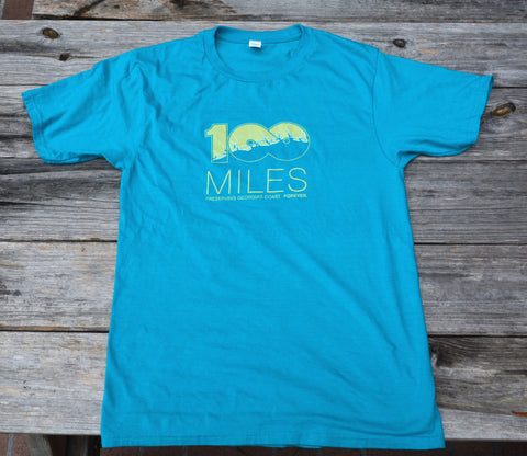 OHM Summer T-Shirt - Teal