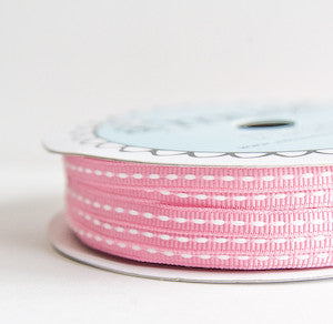 grosgrain stitch - bubblegum