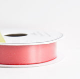 satin ribbon - cherry