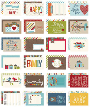 snap cards 4x6 - family