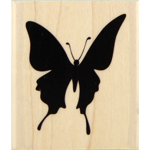 wood stamp - gossamer wings