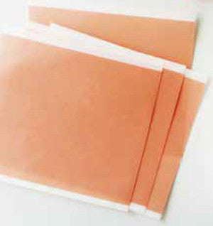 super stick red double sided sheets