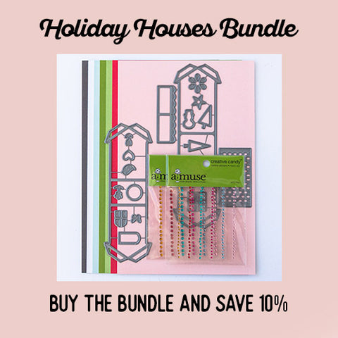 holiday houses bundle
