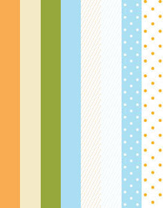 a|s cardstock - spring fling collection