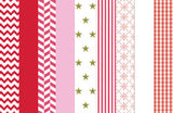a|s cardstock - sweet holiday mini paper pack