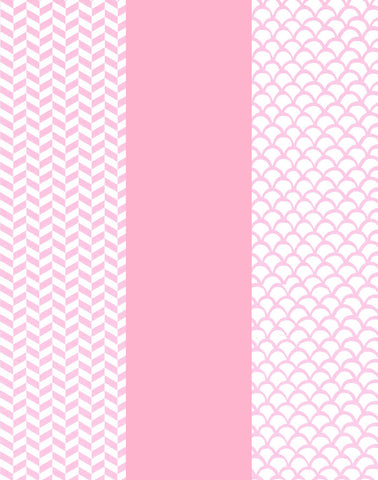 a|s cardstock - cotton candy collection