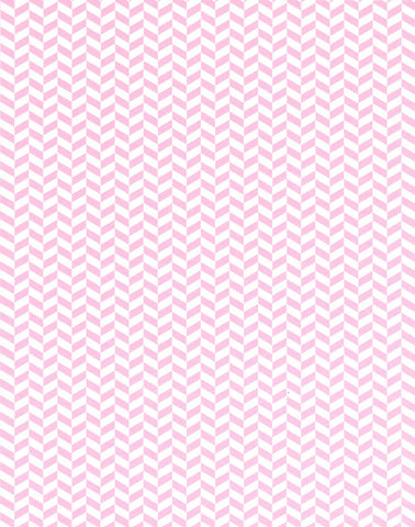 a|s cardstock - herringbone cotton candy