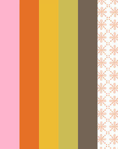 a|s cardstock - boho rainbow assortment