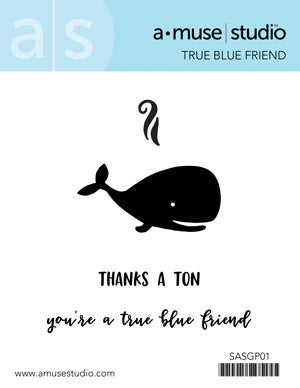 true blue friend