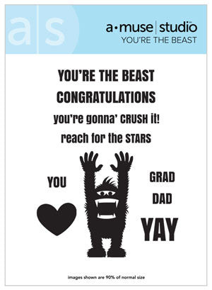 you're the beast