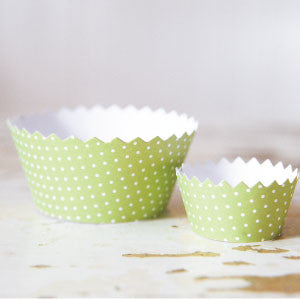 a|s die set - cupcake wrappers