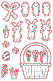 a|s die set - sweet easter