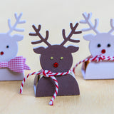 a|s die - reindeer candy package