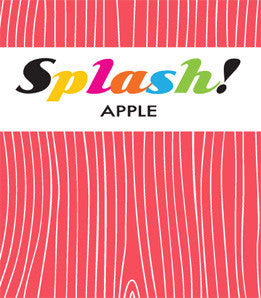 splash - apple